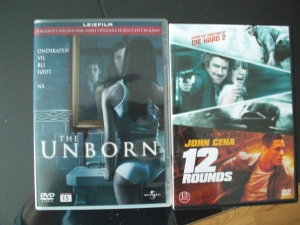 The Unborn & 12 Rounds