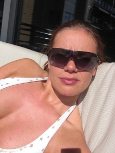 Solbrillor Prada Bikini Victorias Secret