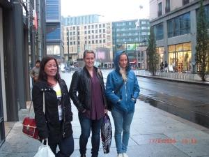 Sofie, Emma & Elin