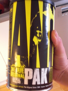 The one and Only-Animal Pak-Fullmatad med nyttigheter :-)