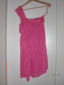 Chiffongklänning Gina