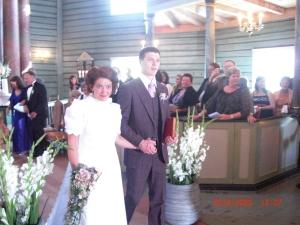 Man & fru Velo Grina
