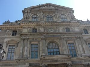 Louvre-coolt å mäktigt
