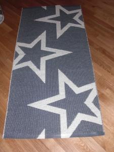 Nya mattan(just nu i hallen)