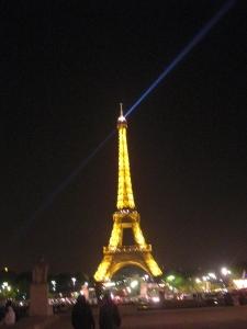 Såå sjuukt vacker! The Eiffeltower