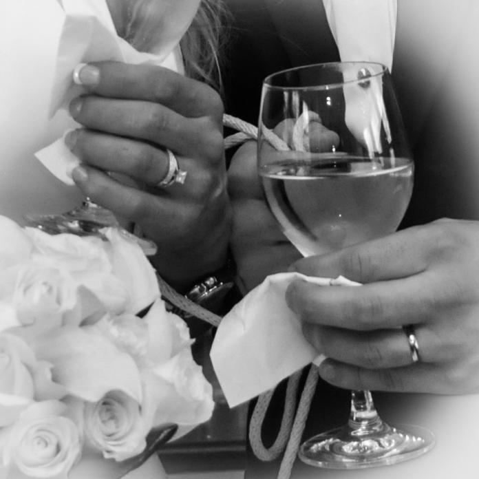 Bröllopet i N.Y